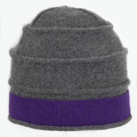 Beehive BE0019 Grey w/ Purple