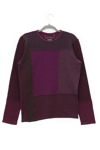 Lee Sweater Burgundy - Medium