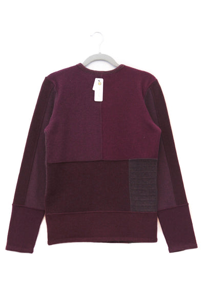 Lee Sweater Burgundy - Small