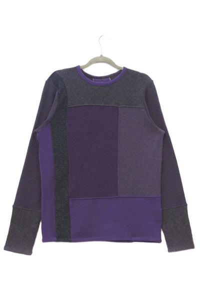 Lee Sweater Purple - Large