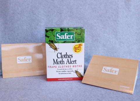 Safer Brand Clothes Moth Alert
