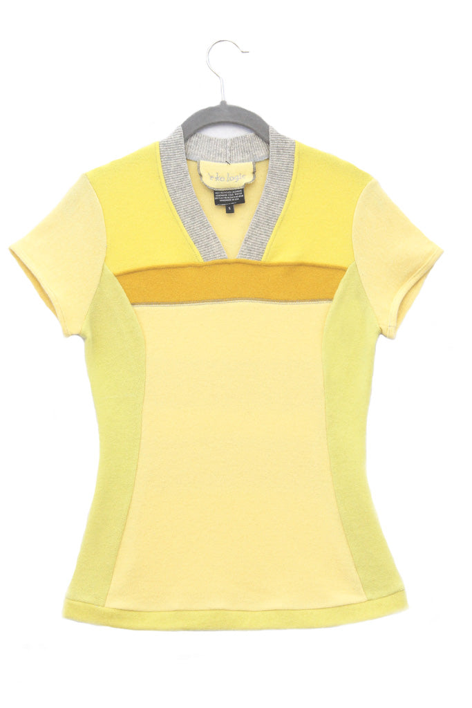 Pepper Yellow w/ Grey - Small