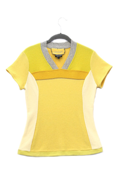 Pepper Yellow w/ Grey - Medium