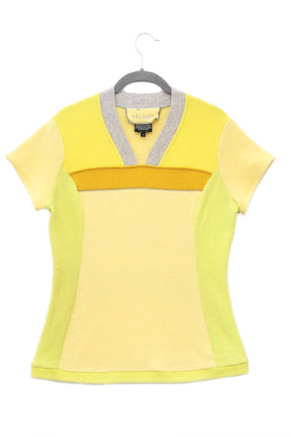 Pepper Yellow w/ Grey - Large
