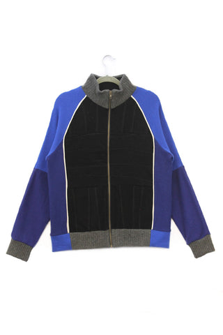 Jackson Black & Blue w/ Grey - Large