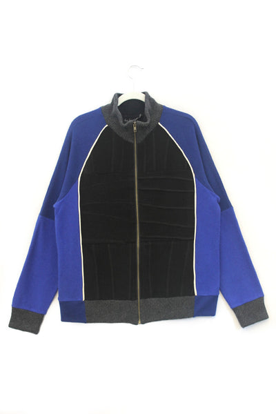 Jackson Black & Blue w/ Grey - X-Large
