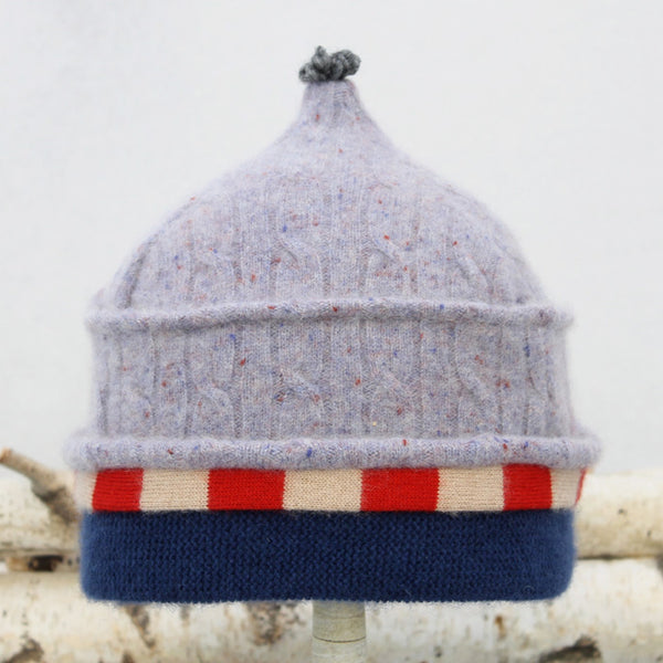 Onion Hat ON9083 Purple w/ Red and Blue