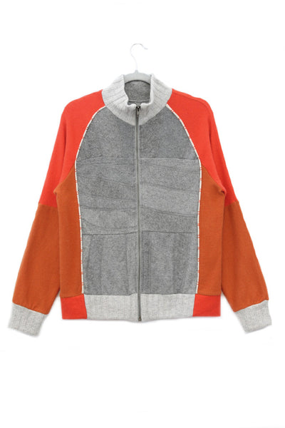 Jackson Grey w/ Orange - Medium