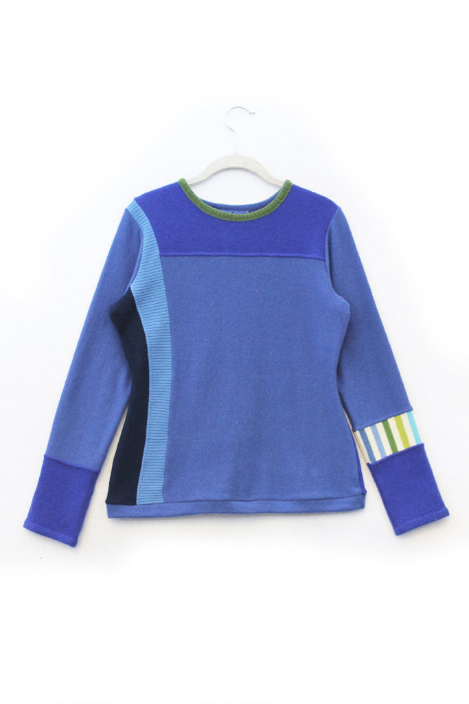 Trixie Sweater Blue - Large