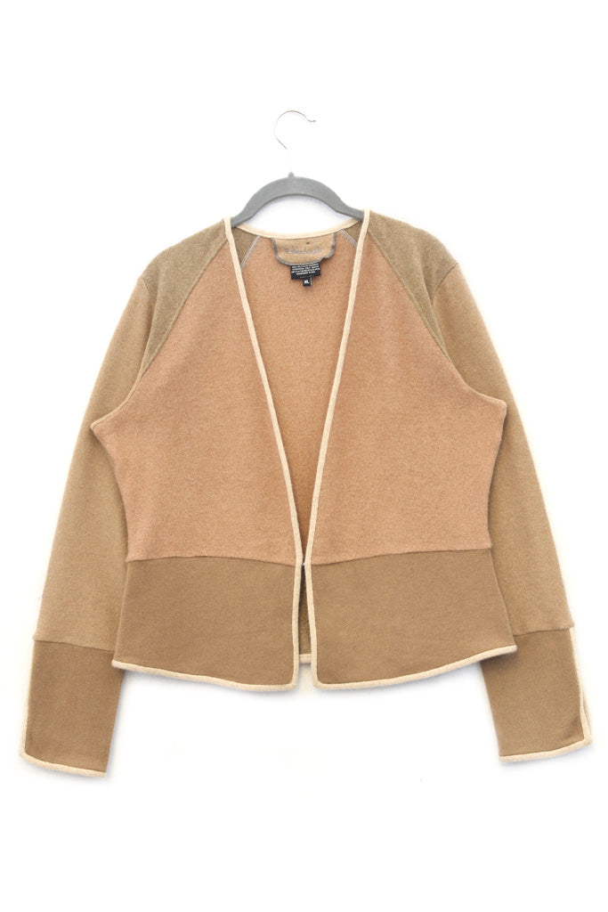 Veronica Sweater Camel - X-Large