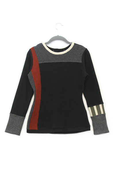 Pepper Sweater Brown - Medium