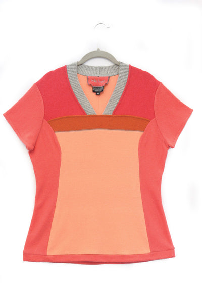 Pepper Sweater Orange - X-Large