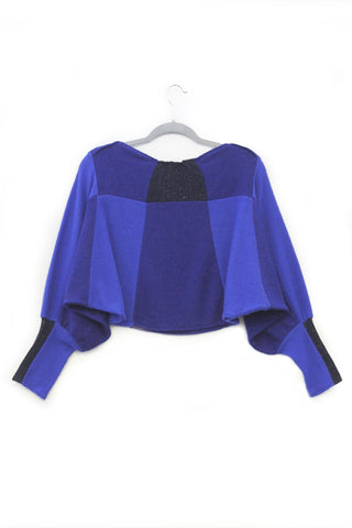 Butterfly Cobalt Blue - Medium