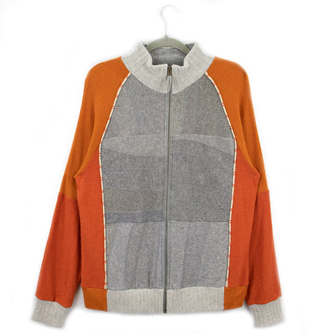 Jackson JK0001 Orange, Grey - Large