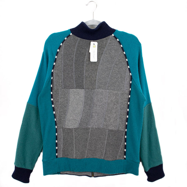 Jackson JK0002 Grey, Teal - Medium