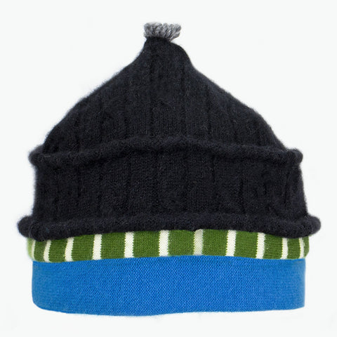 Onion ON0012 Black w/ Blue, Green