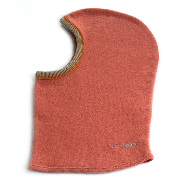 Balaclava BA0034 Orange w/ Tan - Large