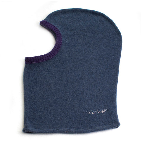 Balaclava BA0044 Blue w/ Purple - Large
