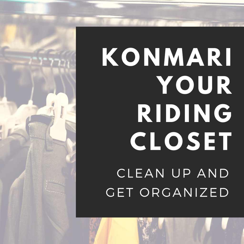 Clean Out Your Riding Clothes