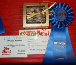 Yee HAW, Love of soaping, and the 2015 Denver County Fair