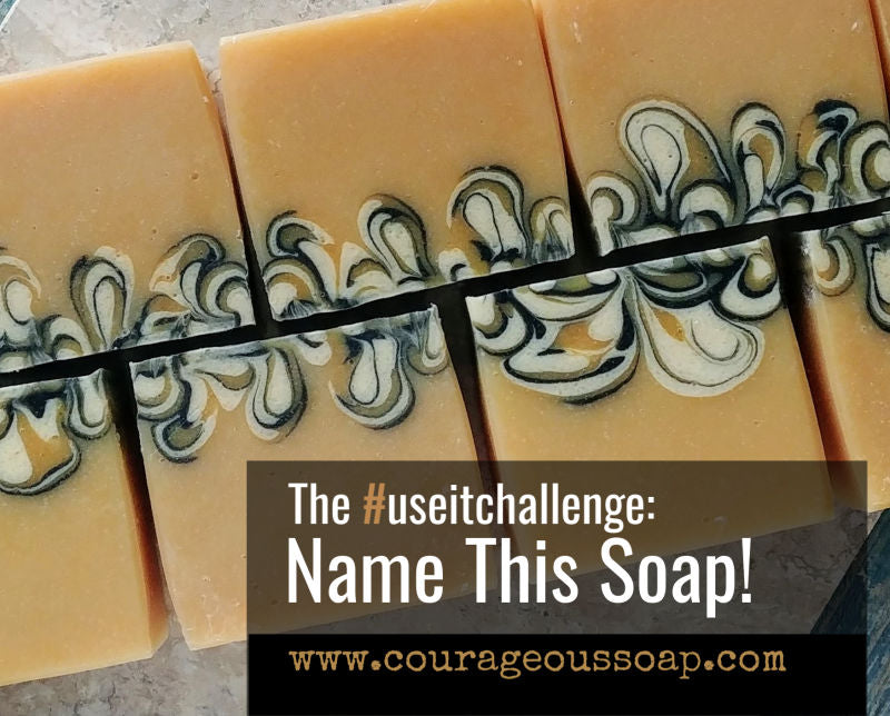#useitchallenge: Name This Soap!