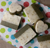 Simplified Rosemary Mint soap