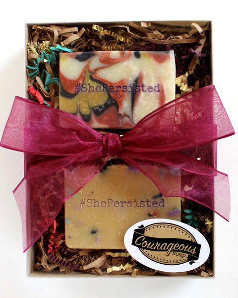 #ShePersisted Gift Set