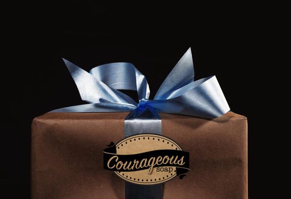 Courageous Soap GIFT CARDS!