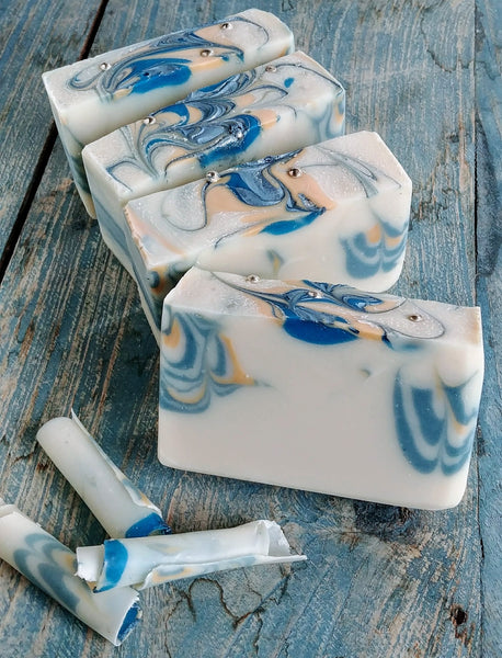 BLUE WAVE Soap