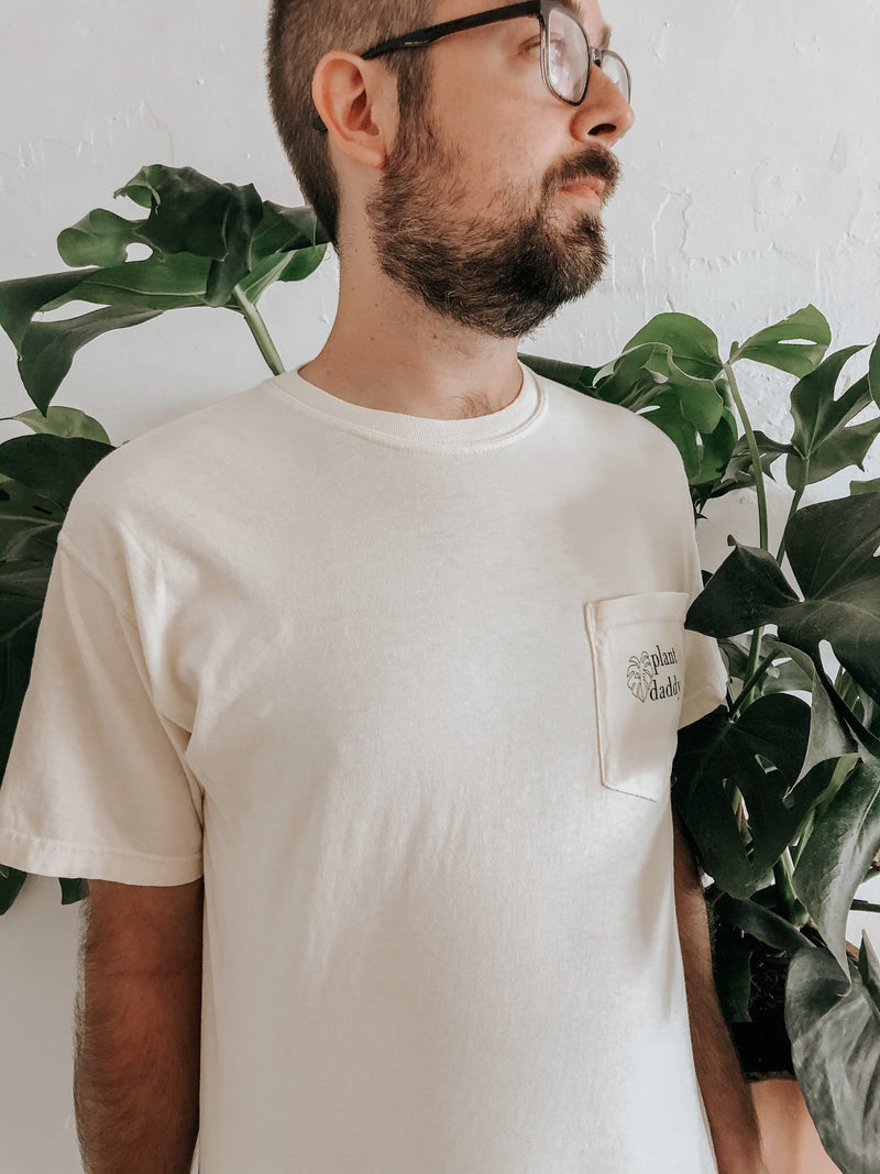 Plant Daddy Pocket Tee