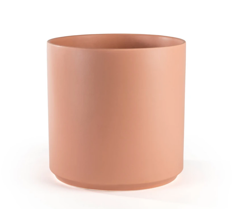 LBE Peachy Terra-Cotta Cylinder Collection