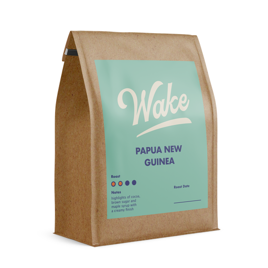 Wake Coffee Collection
