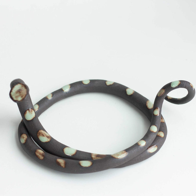 Large Ceramic Snake Collection