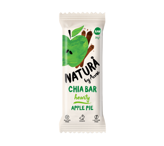 Apple Pie Chia Bar