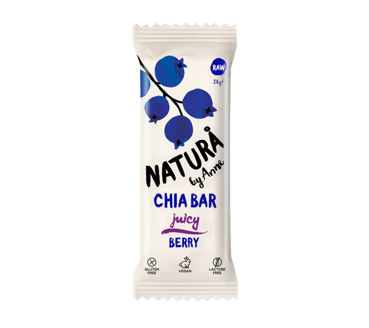 Berry Chia Bar