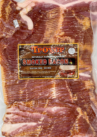 5 lb. Troyer Smoked Bacon