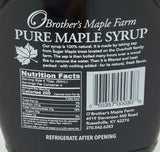 O'Brothers Maple Syrup