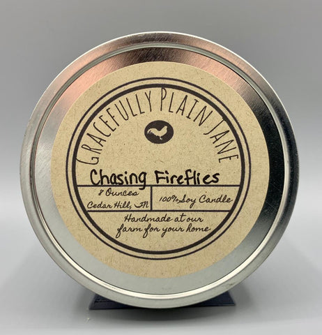 Chasing Fireflies - 8 oz. Candle