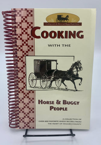 Cooking With Horse & Buggy People