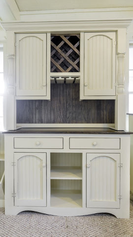 Wine Hutch & Base
