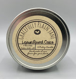 Lemon Pound Cake - 8 oz. Candle