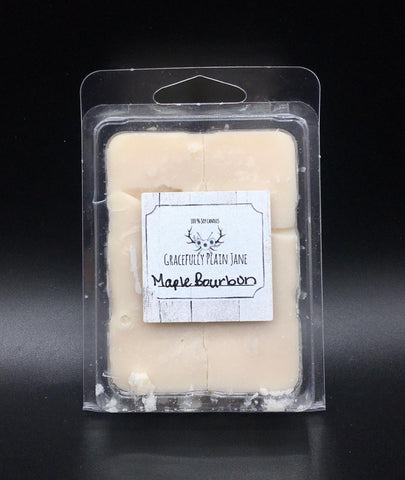 Maple Bourbon - Soy Melts