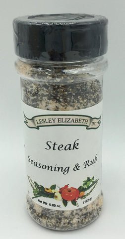 Steak Seasoning & Rub