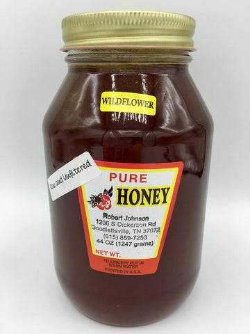 Wildflower Honey - 44oz.