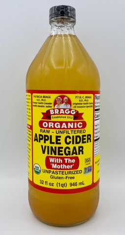 Apple Cider Vinegar - Bragg