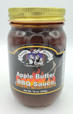 BBQ Sauce - Apple Butter