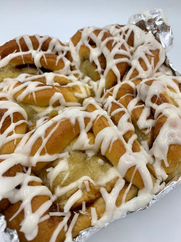 Apple-Filled Sweet Rolls