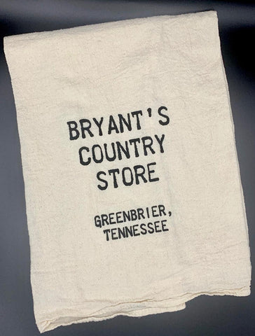 Bryant's Country Store - Tea Towel