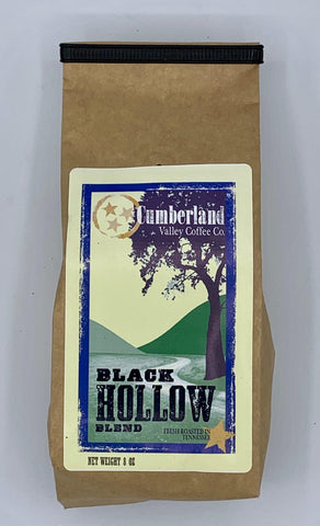 Black Hollow Blend Coffee - 8oz. Ground