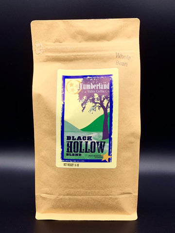 Black Hollow Blend Coffee - 16 oz.
